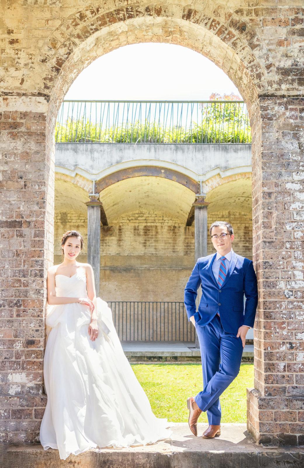 Paddington Reservoir Pre-wedding Photography